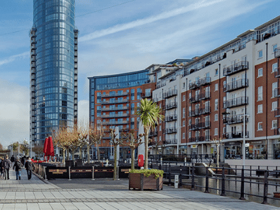 Gunwharf Quays County Image