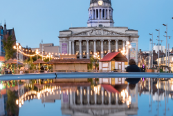 What's happening in the Nottingham property market in 2021?